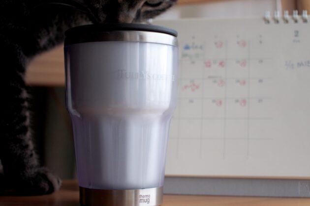 タリーズコーヒーのサーモマグ
