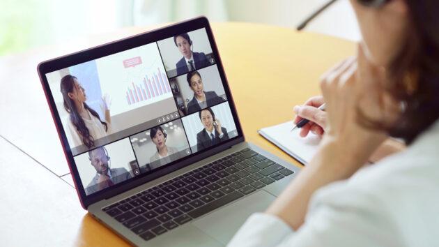 ビデオ会議 オンライン